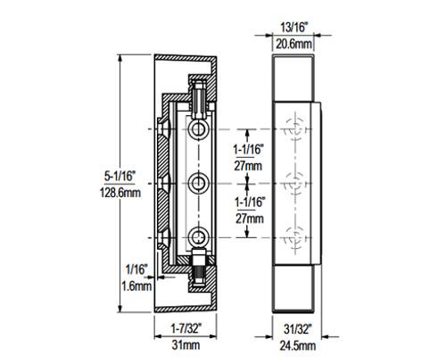 Kason-1216-Double-Adjustable-Hinge-drawing-11216000012-11216000027
