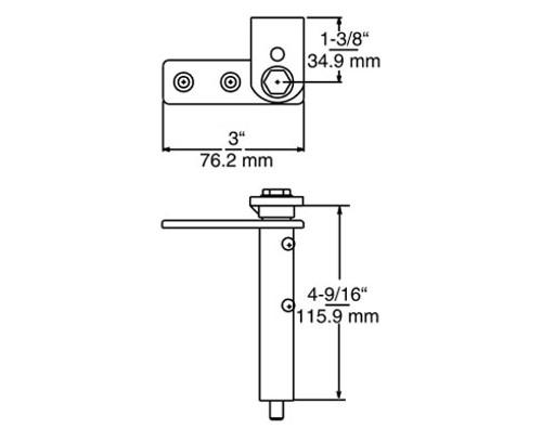 Kason-1522-pivot-hinge-for-reach-in-11522R00008-11522L00004-2