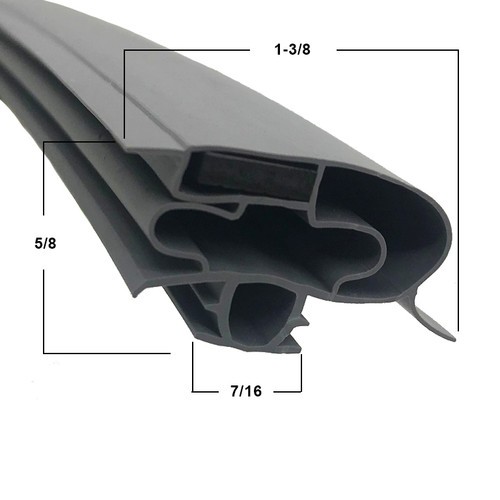 Profile 598  - 8 Foot Stick with magnet