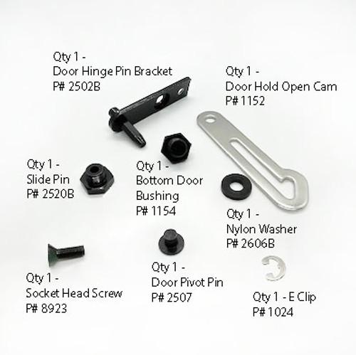 Styleline-Bottom-hinge-repair-kit-CL-Series-S//E-Hybridoors-5548-9360-CL-Series-S//E-Hybridoors-2