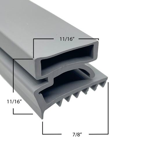 Profile-425-screw-in-refrigeration-gasket-3