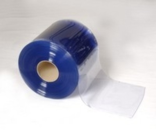 "Bulk Strip Curtain Roll 12"" Freezer Smooth"