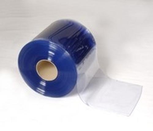 "Bulk Strip Curtain Roll 6"" Freezer Smooth"