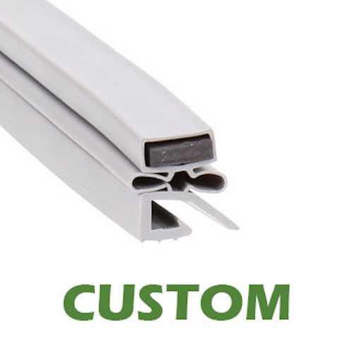 Profile 590 - Custom Refrigeration Gasket Custom Gaskets 0