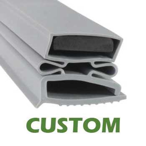 Profile 494 - Custom Refrigeration Gasket Custom Gaskets 0