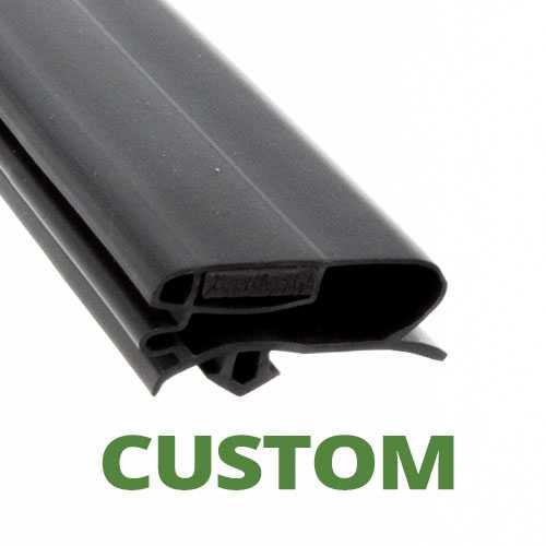 Profile 227 - Custom Refrigeration Gasket Custom Gaskets 0