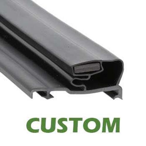 Profile 290 - Custom Refrigeration Gasket Custom Gaskets 0