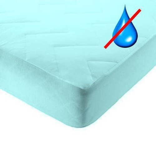 FR Green Tint Mattress Protector