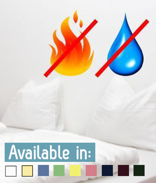 Fire Retardant Duvet Covers (BS 7175-Crib 7)