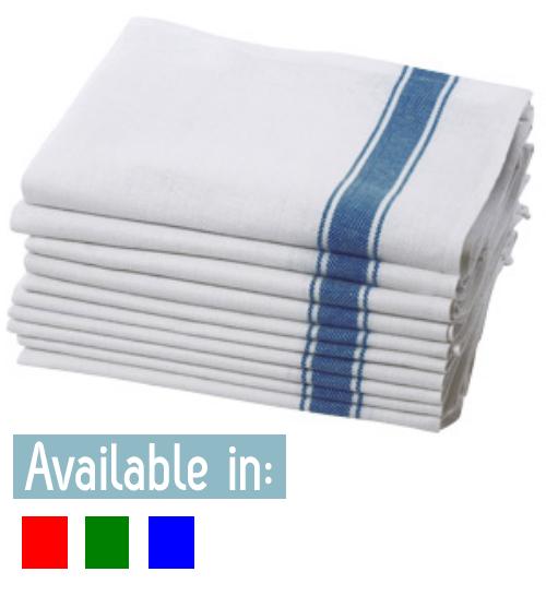 Herringbone Kitchen Cloths (Pack of 10 pcs)