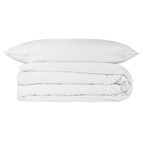 180TC Easy Iron Percale Bedding