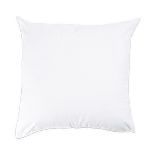 Premium 100% Cotton Cover Bounce Back Cushion Pad - 20x20 Inches