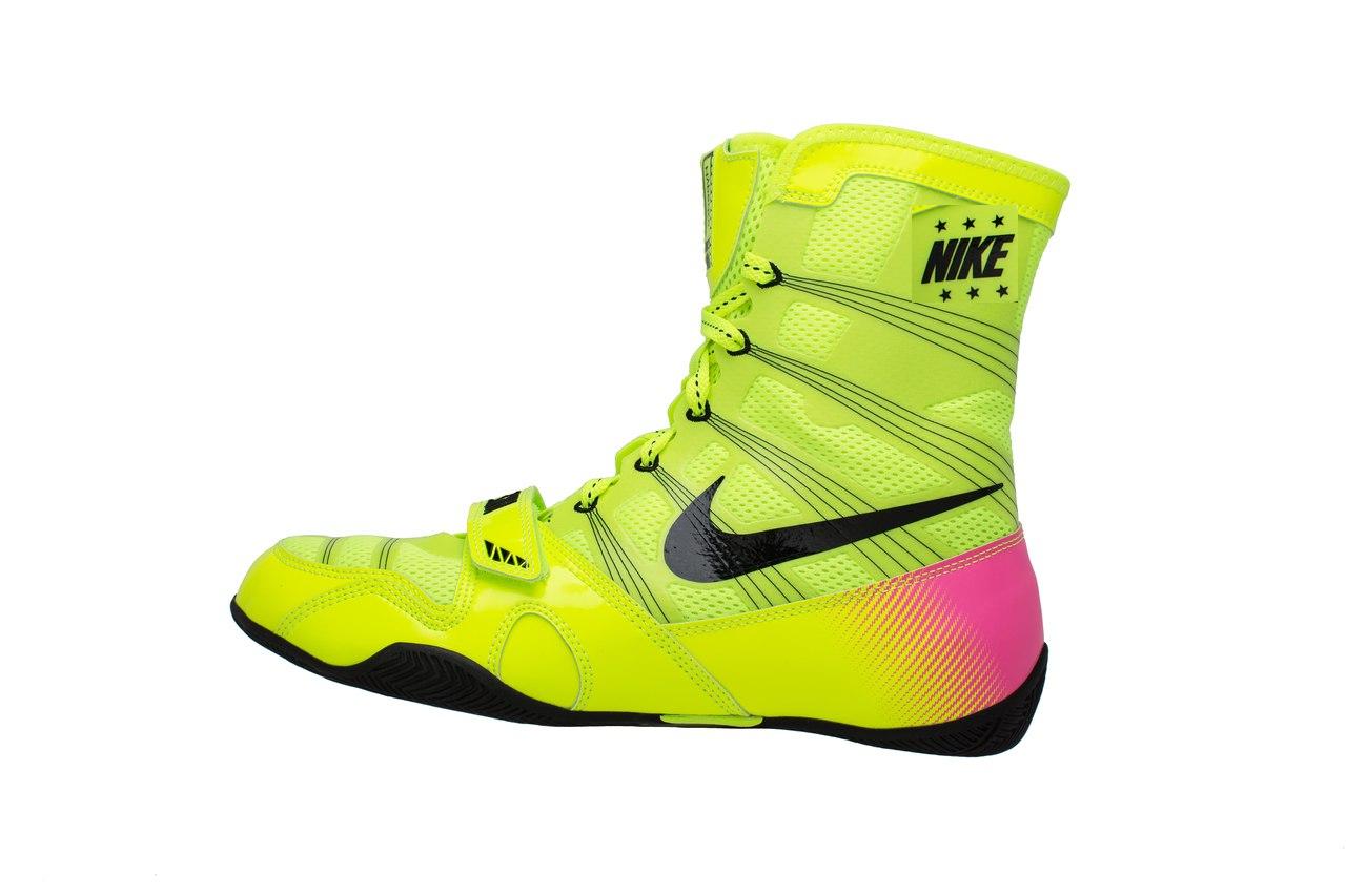 Boxing shoes NIKE HyperKO redblack