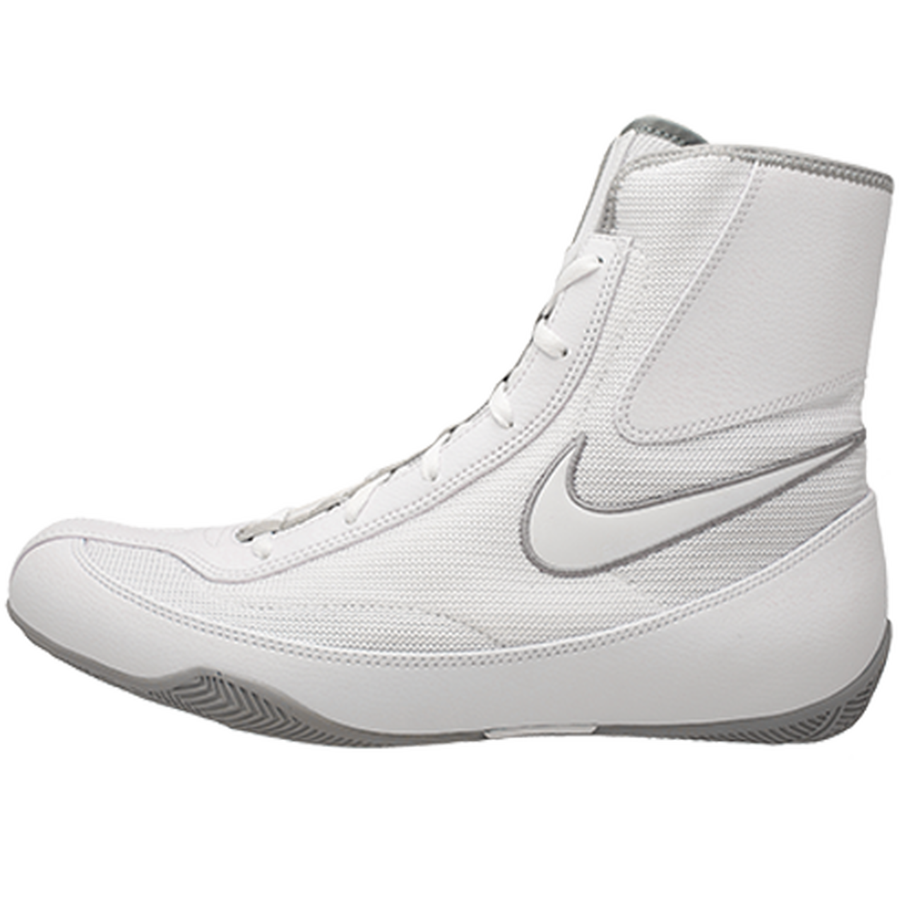 Nike Machomai 2.0 White Boxing Shoes