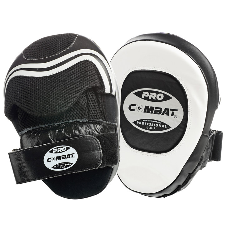 PRO COMBAT Professional Boxing/MMA Punch Mitts