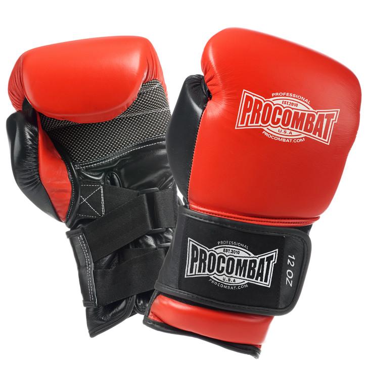 PRO COMBAT USA SUPREME BAG GLOVES Red / Black