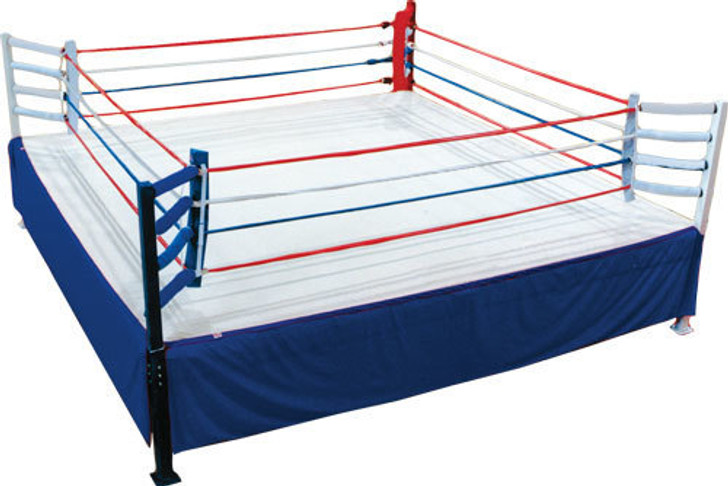 BOXING RING 16 X 16 (3FT ELEVATED) MADE IN USA