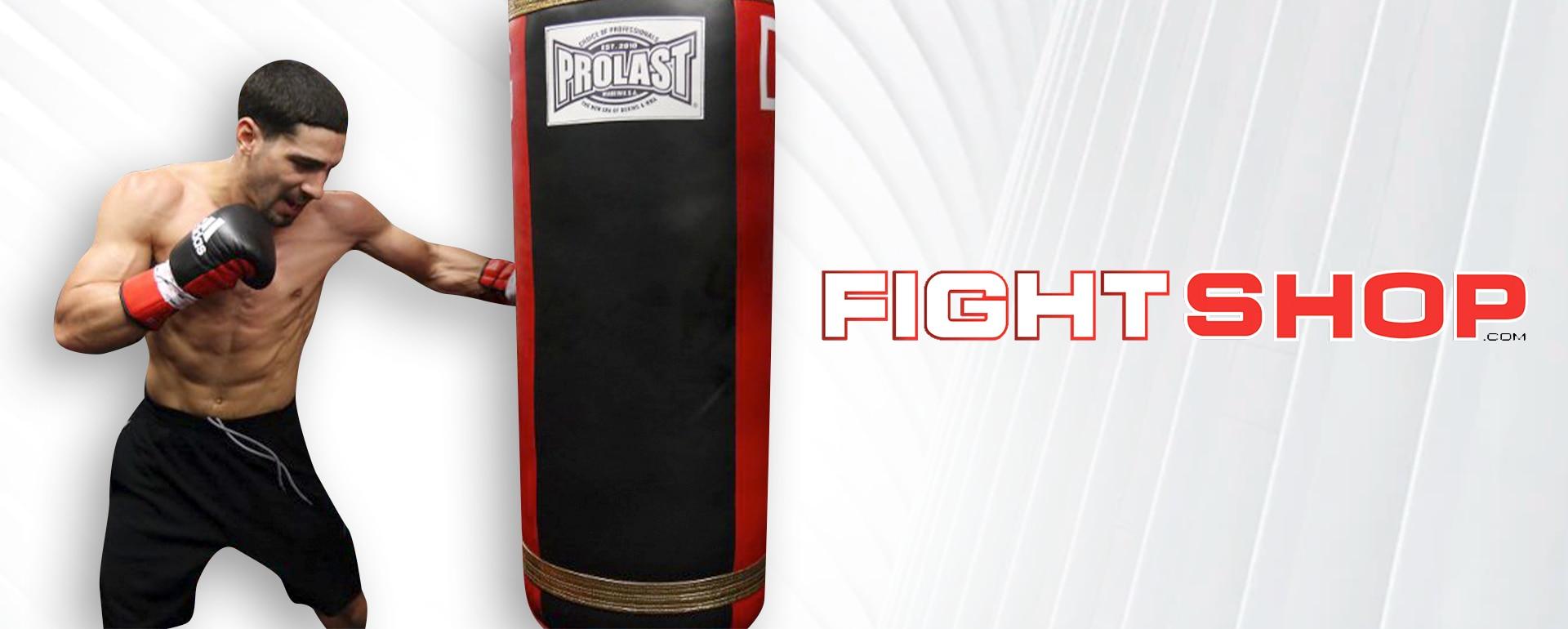 80 LB Platinum Heavy Bag Kit Boxing Punching Kicking Gloves Hand Wraps Silver