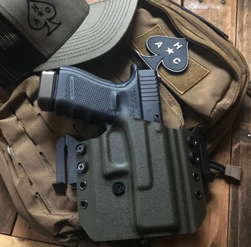 OWB Pancake Holster (Choose Options)