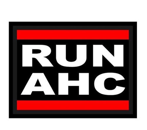 RUN AHC PVC Patch