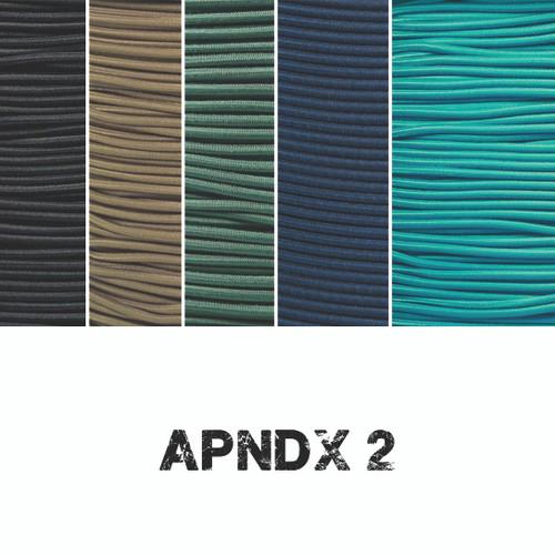 APNDX 2 Shock Cord Kit