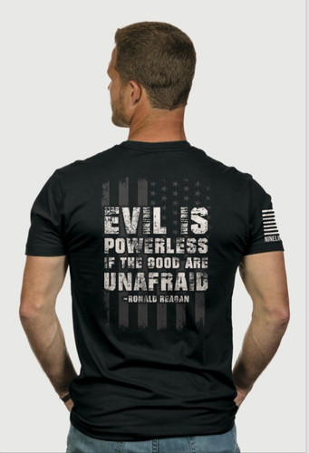 Men's Evil Is Powerless T-Shirt