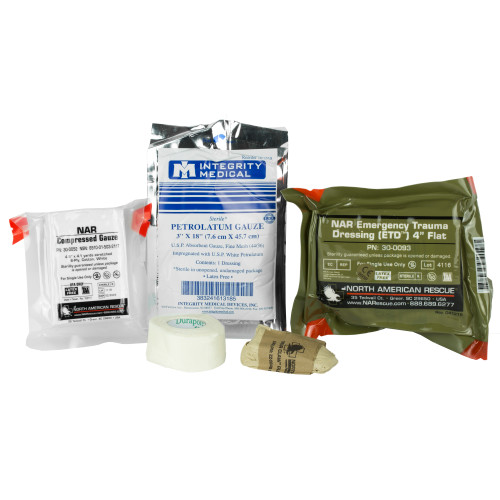 Individual Aid Kit