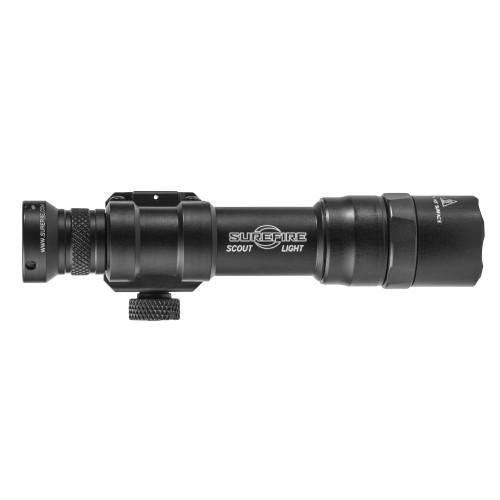 M600 Scout Duel Fuel, Weaponlight, 1500 Lumen, Black