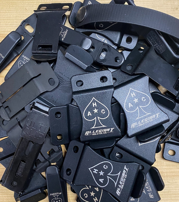 In a sea of IWB holster clips, which is right for you?