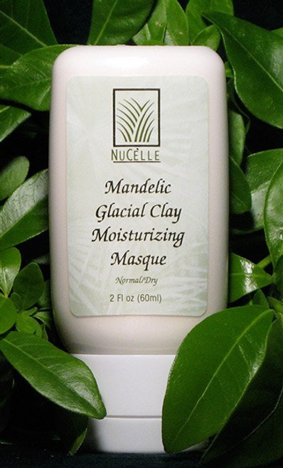 NuCèlle Mandelic Glacial Clay Moisturizing Masque