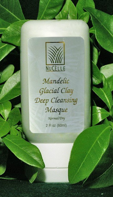 NuCèlle Mandelic Glacial Clay Deep Cleansing Masque