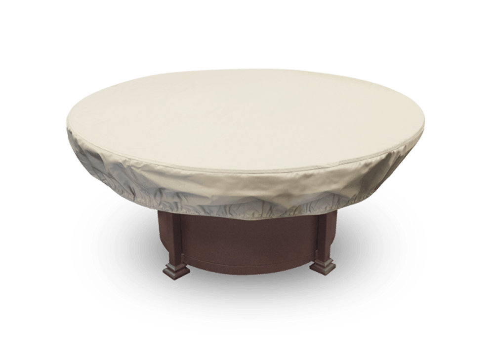 Stupendous Cp930 Large Round Fire Pit Cover Watermark Living Uwap Interior Chair Design Uwaporg