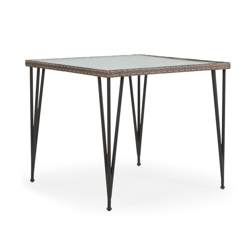 """621839CT 39.5"""" Square Counter Height Table"""