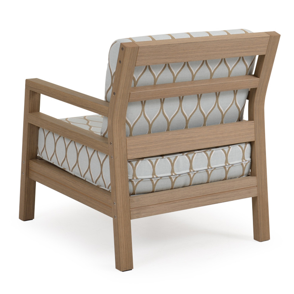 5201 Lounge Chair Weathered Teak Finish (Alternate)