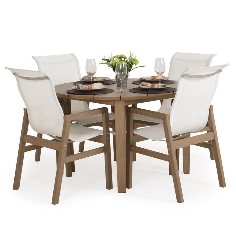 "5248U 47.5"" Round Dining Table"