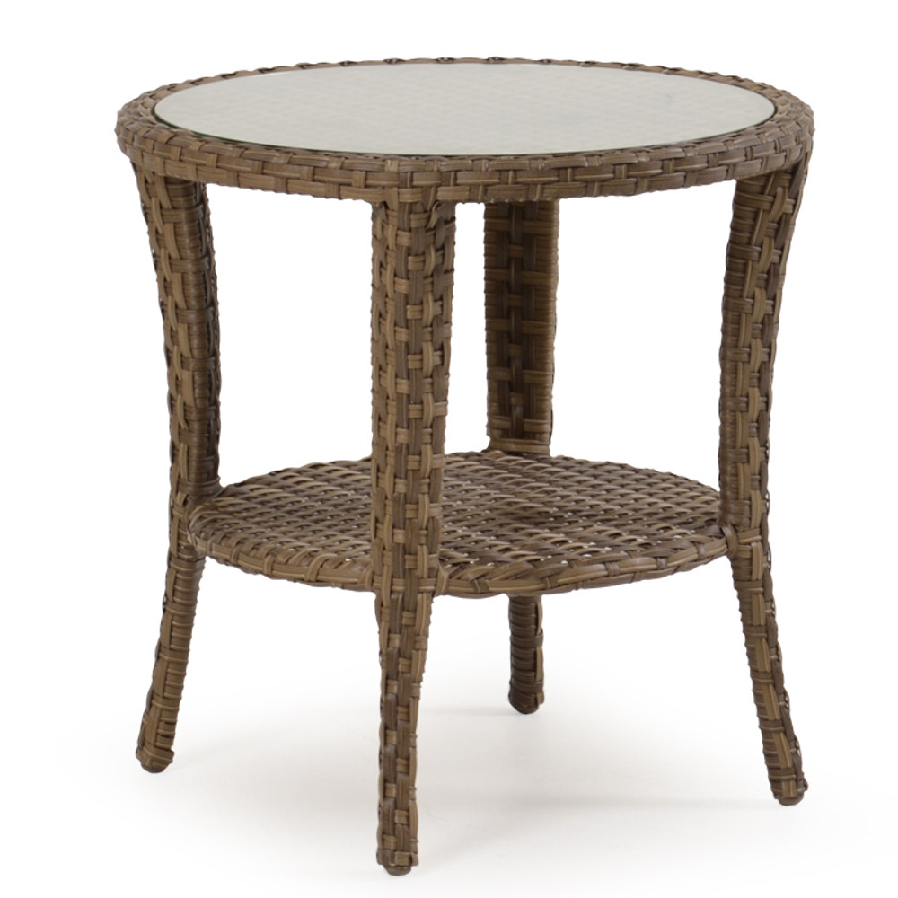 """6020G 24"""" Round End Table"""