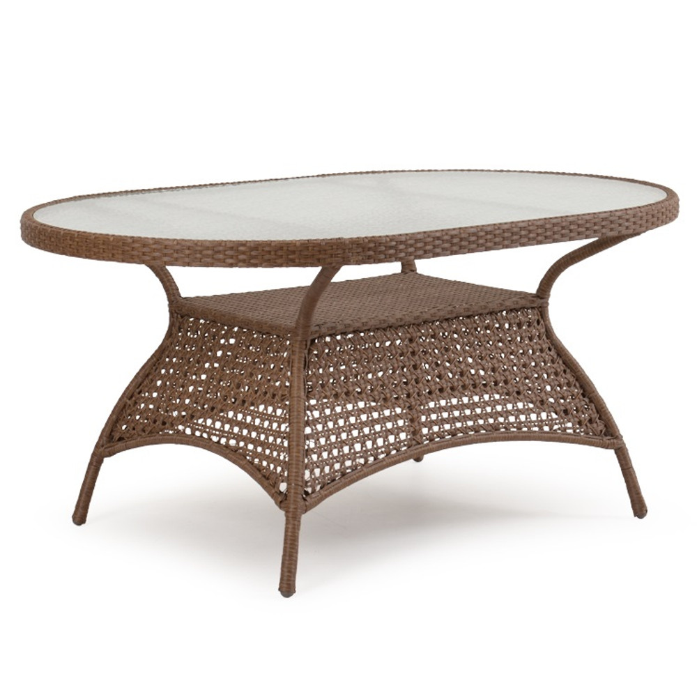 "6762G 40"" x 60"" Oval Dining Table"