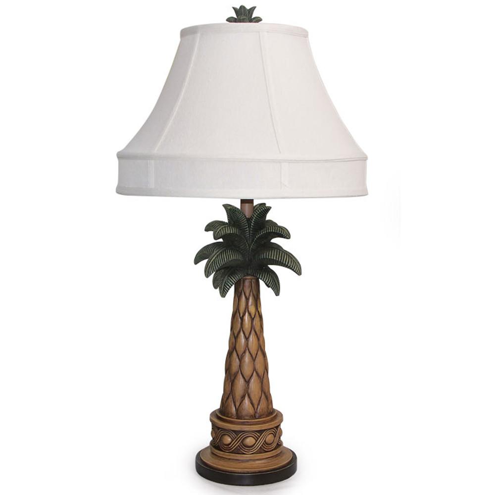 151TL Palm Tree Table Lamp