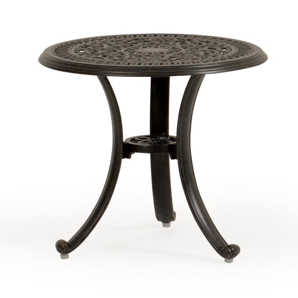 "721720ET 20"" Round Tea Table"