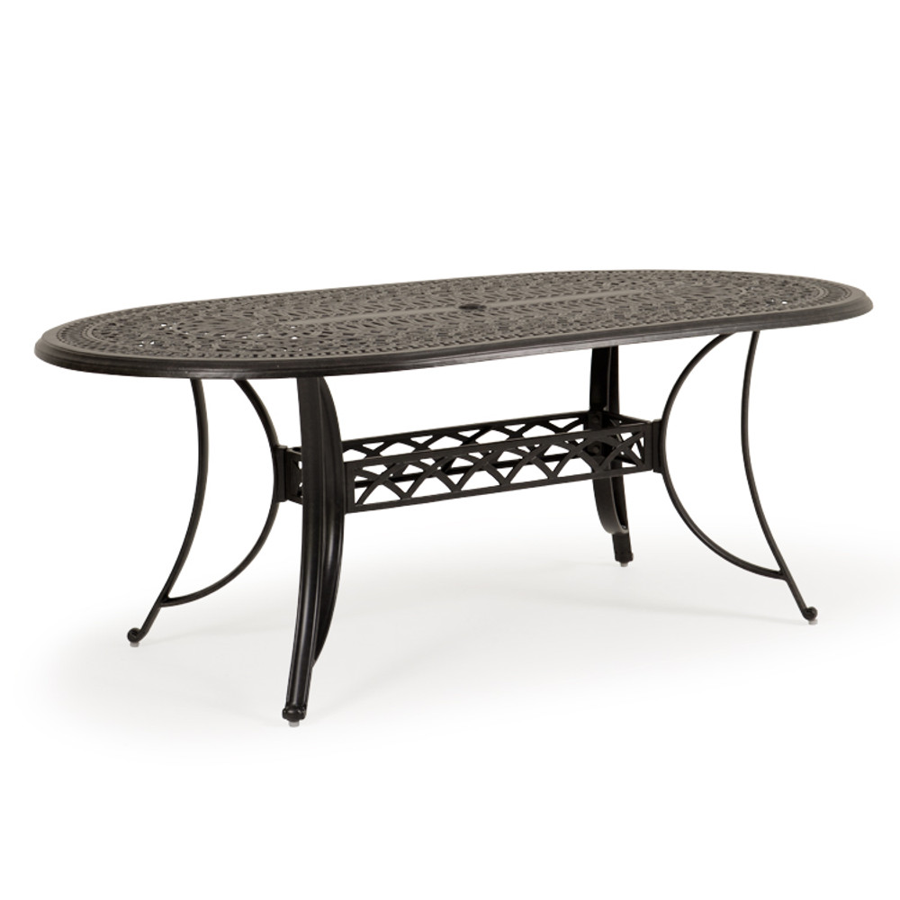 "72174276DT 42"" x 76"" Oval Dining Table"