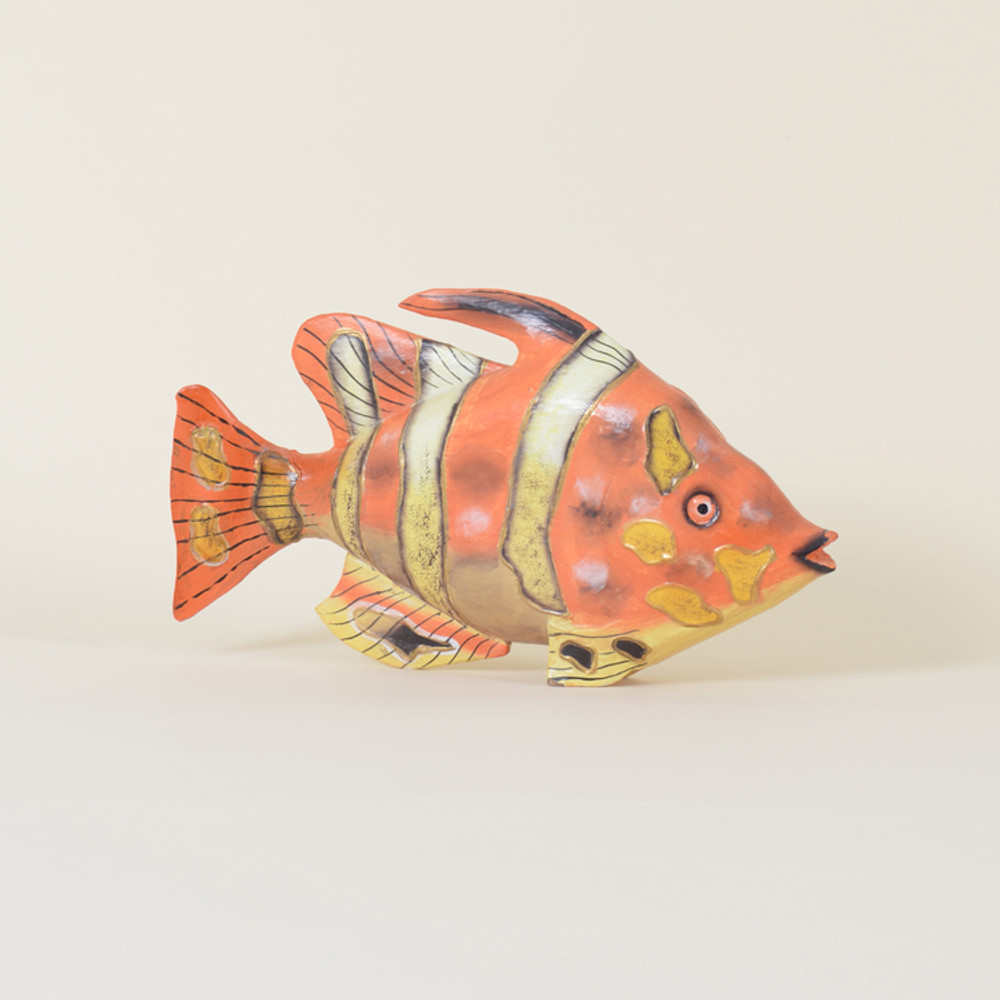 04-34 Double Fin Fish