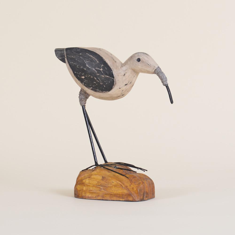 04-53 Wood & Metal Sandpiper