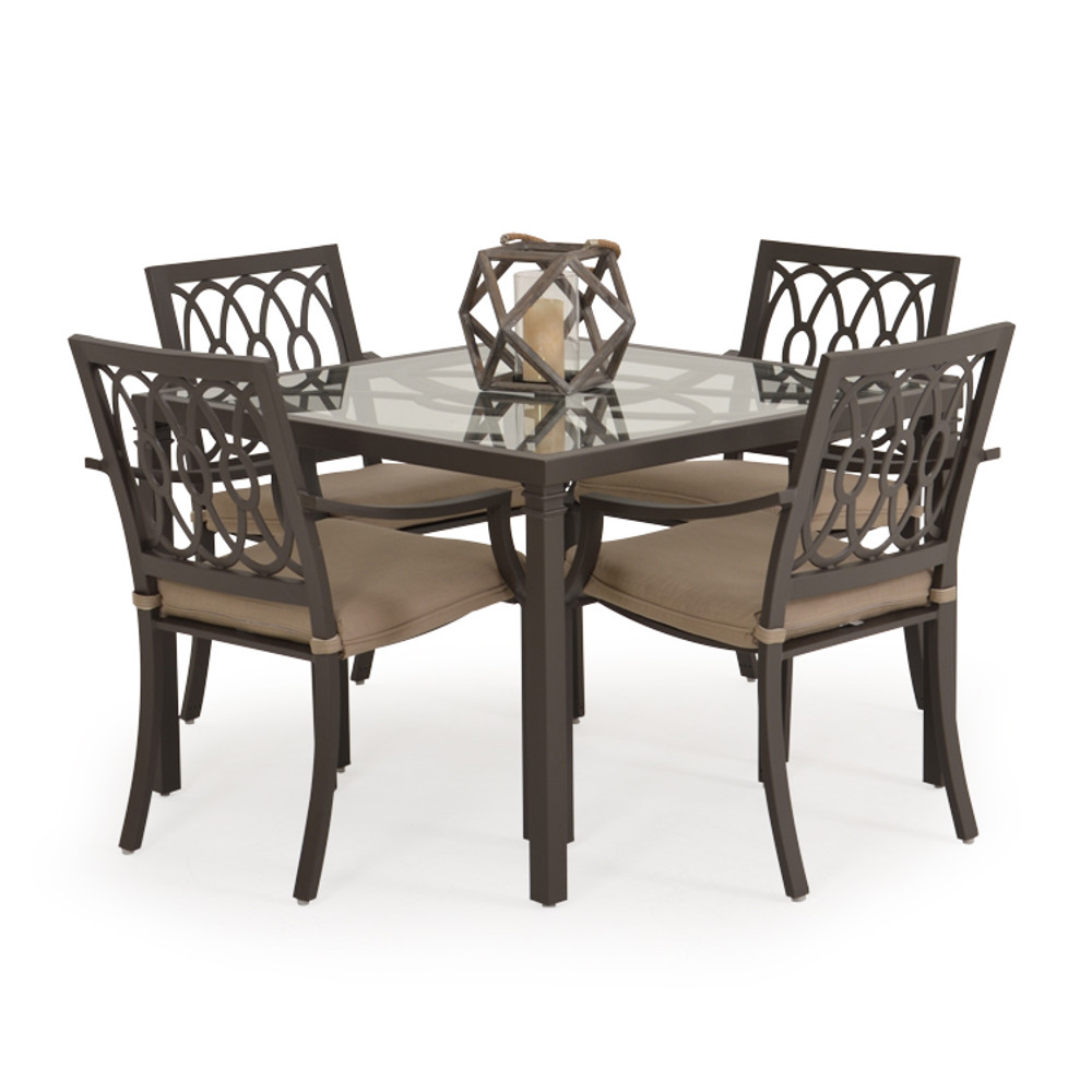 "741843DT 43"" Square Dining Table"