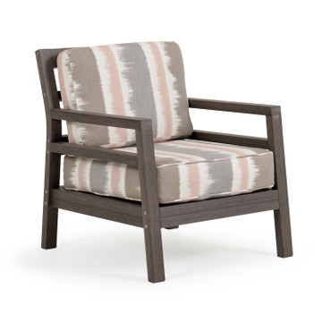 5201 Lounge Chair Vintage Walnut Finish