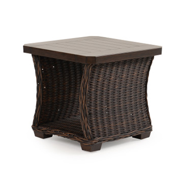 """4320 23.25"""" Square End Table"""
