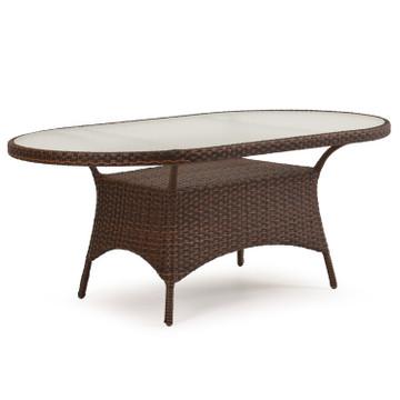 "6072G/U 40"" x 70"" Oval Dining Table"
