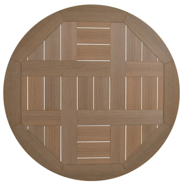 """651742T 42"""" Round Conversation Table Top"""