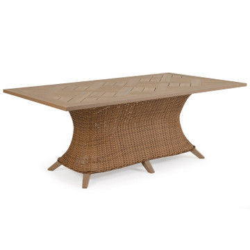 651746  Rectangle Dining Table Base