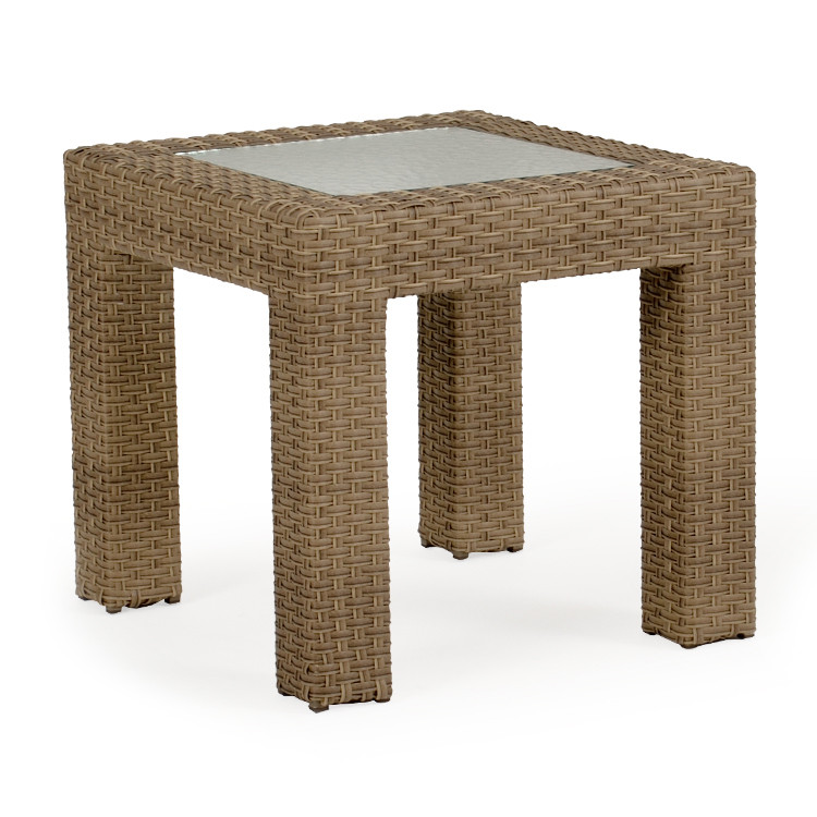 "6328G 24"" x 23.5"" Square End Table"