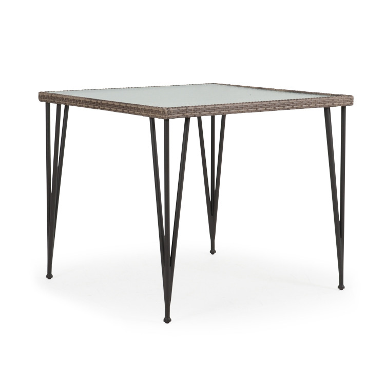 "621839CT 39.5"" Square Counter Height Table"